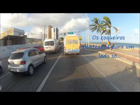 Tour On The Boa Viagem Beach - Praia de Boa Viagem (Recife - PE - Brazil)