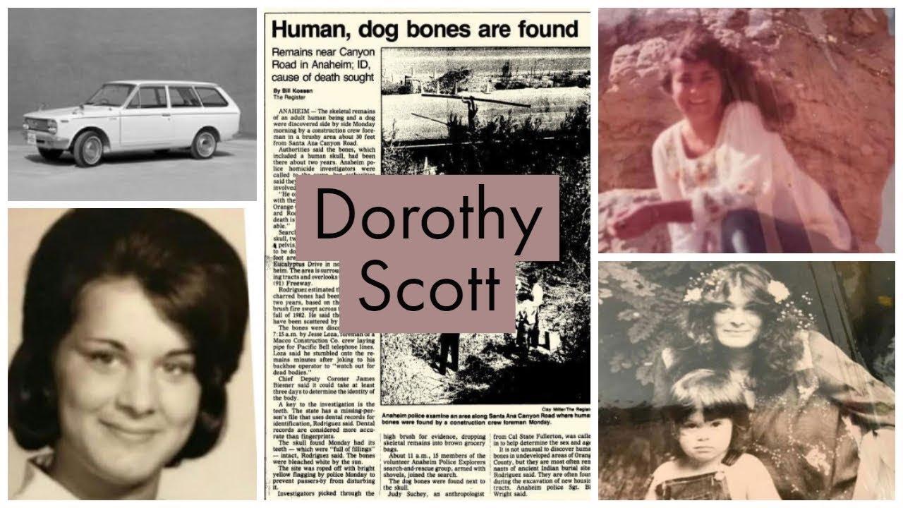Dorothy Scott: Killed By Her Stalker? - YouTube