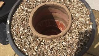 Homemade Tandoor Oven - EXCELLENT instructional video. A step by step guide. CHEAP and EFFECTIVE.