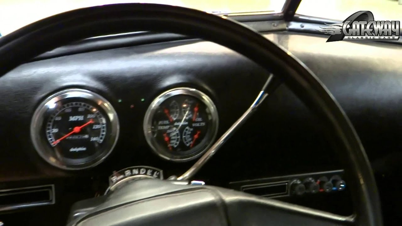 1952 Chevy Truck >> 1952 Chevrolet Pickup for sale at Gateway Classic Cars in St. Louis, MO - YouTube