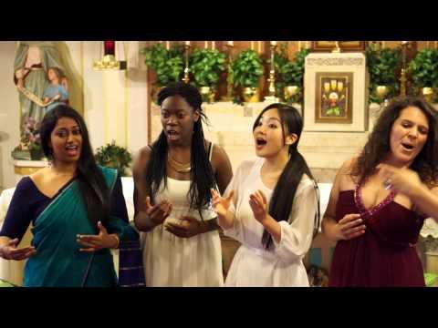 "Women of the World present the ""Inno di Mameli"" (the Italian national anthem)"