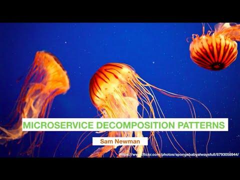 Monolith Decomposition Patterns - Sam Newman