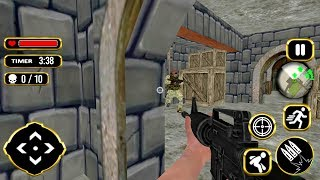 Anti Terrorist SWAT Force 3D FPS Shooting (by Top Action Studio) Android Gameplay [HD]