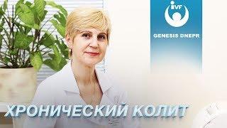 Хронический колит: причины, симптомы, лечение колита. Гастроэнтеролог в Genesis Dnepr.