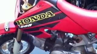 Xr/Crf 50 Important Mods