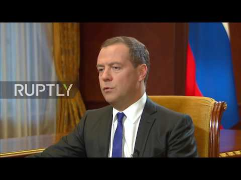 Russia: Georgia Joining NATO Will Provoke 'terrible Conflict' - Medvedev