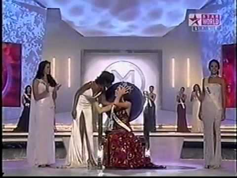 AZRA AKIN -The Best Moments Of Miss World 2002