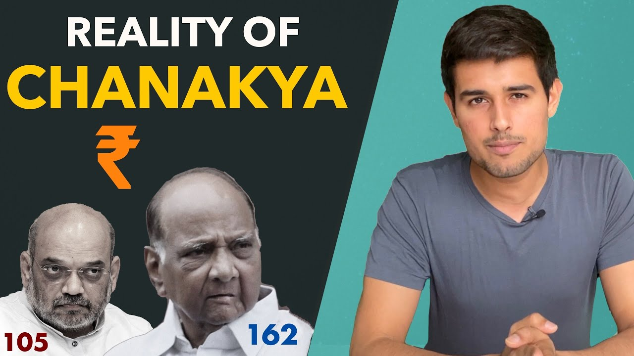 Maharashtra Politics: BJP vs NCP | Explained by Dhruv Rathee