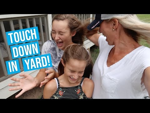 Tornado Caught on Camera! We Went Running!