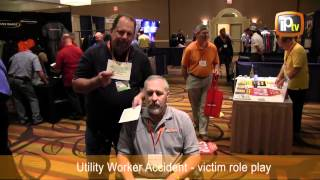 Utility Worker Accident Victim Speaks About Safe Work Procedures