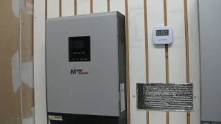 mpp solar pip 4048 inverter lithium battery remote control project part 2
