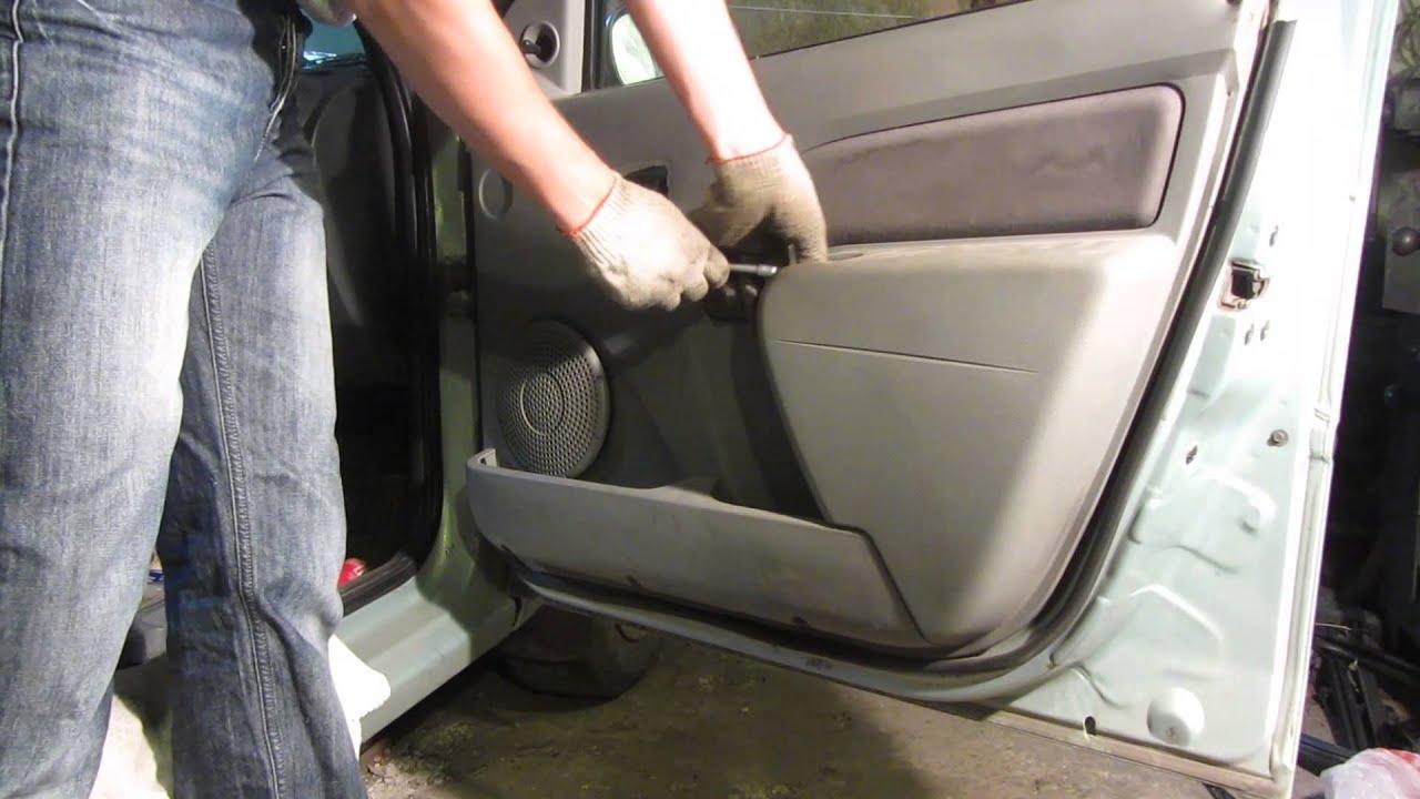 замена передних тормозных колодок reno kangoo инструкция