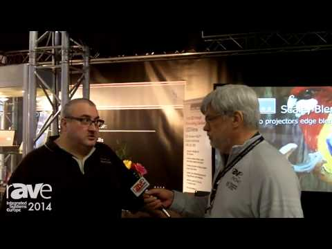 ISE 2014: Joel Rollins Speaks with Tim Brooksbank of Caliber