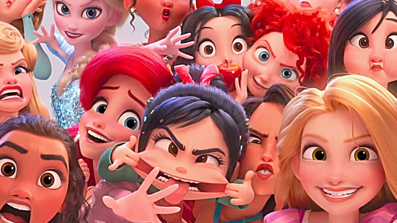 Wreck-It Ralph 2: Ralph Breaks the Internet | official trailer #3 (2018)