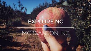 Explore NC   Apple picking in Morganton, NC