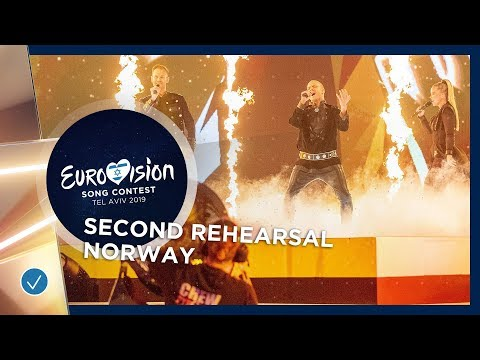 Norway 🇳🇴 - KEiiNO - Spirit In The Sky - Exclusive Rehearsal Clip - Eurovision 2019