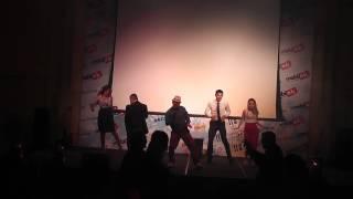 Танец и песня Буги вуги смотреть как разрывает зал