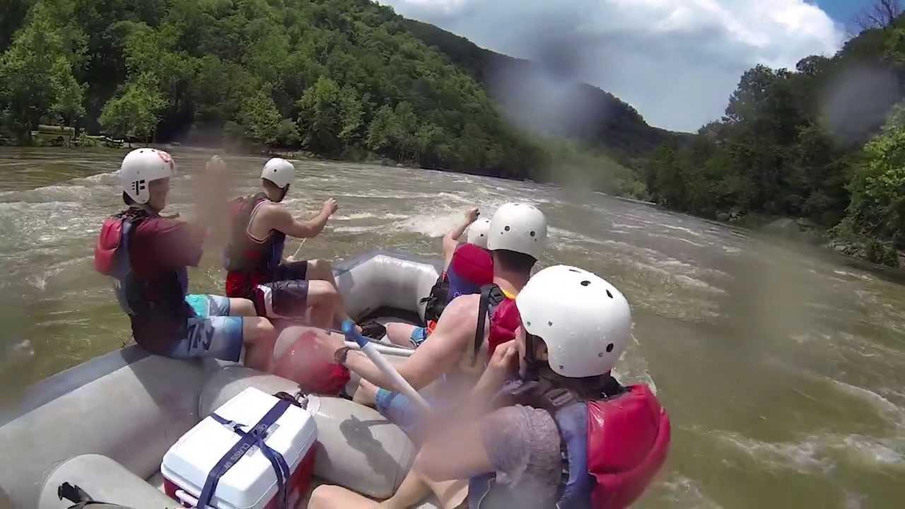 New River Wv White Water Rafting 7 4 2013 11 Feet