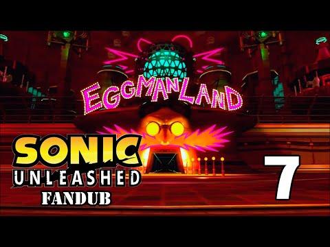 Sonic Unleashed Fandub (Parte 7/12)
