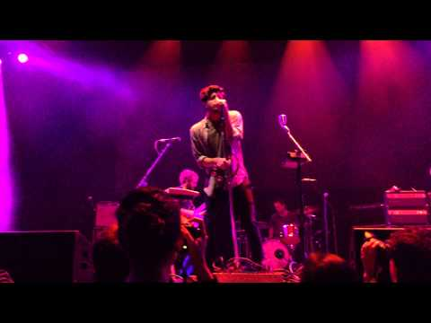 Young The Giant - Slow Dive + Anagram @ 105.3 Not So Silent Night 2014