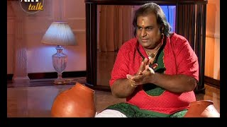 Art Talk - S. Karthick (Ghatam Player)