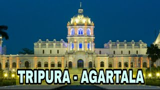 Tripura || Agartala || View & Facts || India || Debdut YouTube