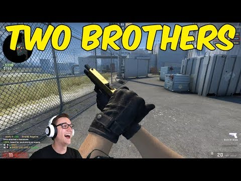 BROTHERS - CSGO Competitive #88