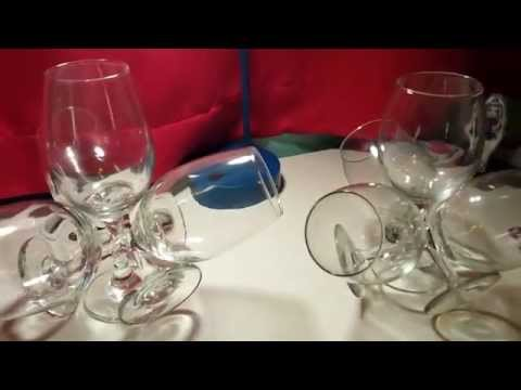 Wine Glass Centerpiece Video 1