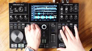 Denon DJ Prime GO Performance Mix