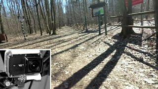 Jazda rowerem - test kamery Yi 4k+ WiFi