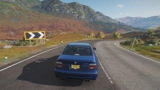 Forza Horizon 4 - 2003 BMW M5 E39 Gameplay
