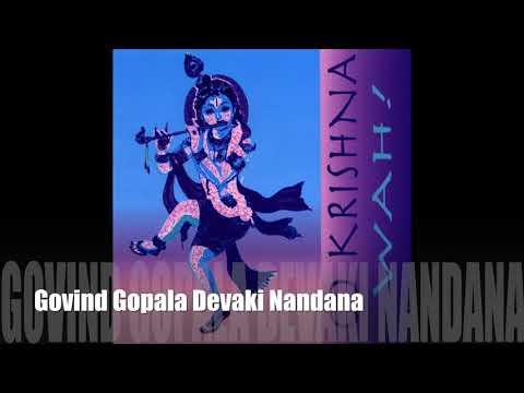 Wah! CD KRISHNA - Govind Gopala