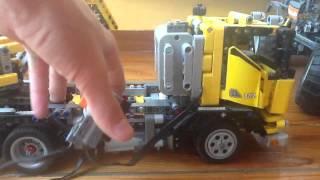 Comment faire fonctionner un moteur sur Lego Technic