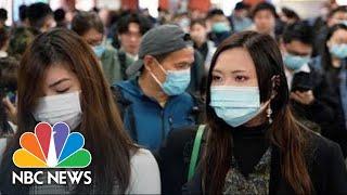 Watch Live: Coronavirus update from World Health Organization