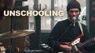 Unschooling - More Is More // NYE | LES CAPSULES live performance