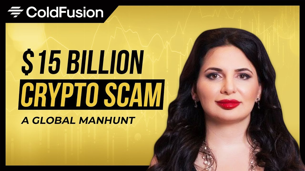 'Fake Bitcoin' - How this Woman Scammed the World, then Vanished - YouTube