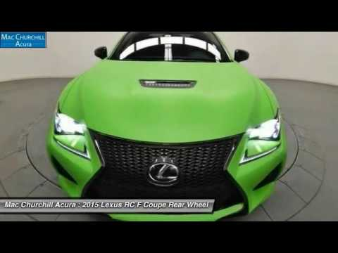 2015 Lexus RC F Fort Worth, Ft. Worth, Arlington, Dallas, Irving DC01163T