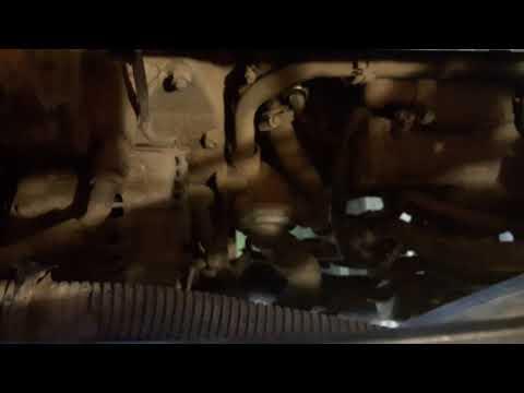 Замена датчика детонации Crv2