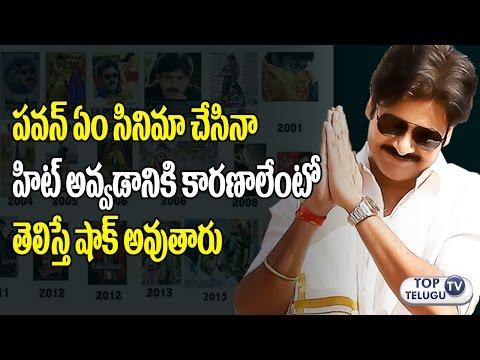 Shocking Facts Behind Pawan kalyan Hit Movies | Pawan Kalyan All Remake Movies | Top Telugu TV