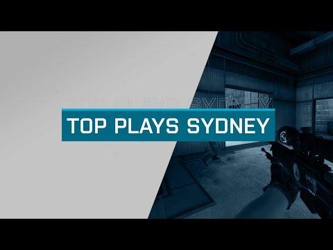 CS:GO - Top Plays: IEM Sydney 2017
