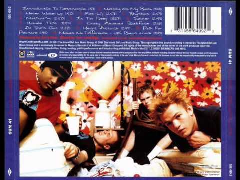 Sum 41 - All Killer No Filler FULL ALBUM!