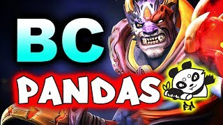 BEASTCOAST vs PANDAS - ELIMINATION PERU vs CANADA - MDL Chengdu MAJOR DOTA 2