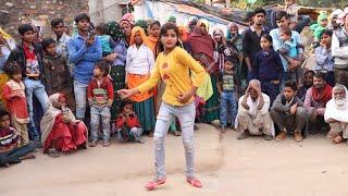 इस लड़की ने किया गांव के अंदर देहाती डांस पूरा गांव हुआ इकट्ठा || बाजरो बोय दे देवरिया || New Dance