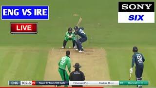 England Vs Ireland 3rd Odi Live Streaming In India | England Vs Ireland 3rd Odi 2020 Highlights