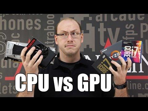CPU fraca com placa de vídeo forte? Vamos desequilibrar os chips e ver o que acontece!