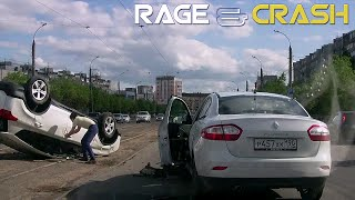 Car Crash & Road Rage Compilations - Gone Wrong!
