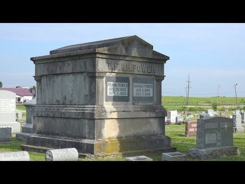 Milroy  Cemetery,  Milroy,  Indiana