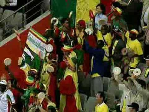 2002 Worldcup Group A France vs Senegal