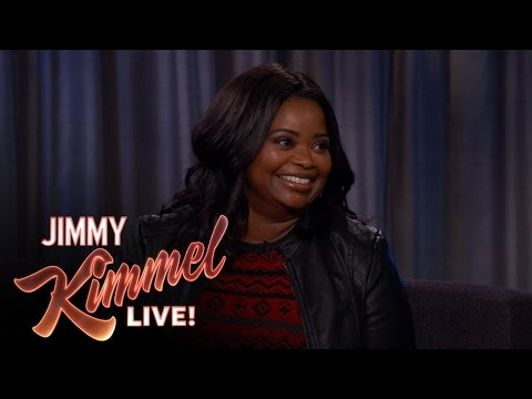 Octavia Spencer's Advice for Starving Actresses at Awards Shows