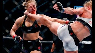 UFC 193 Rewind: Holly Holm
